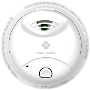 Ionization Smoke Alarm