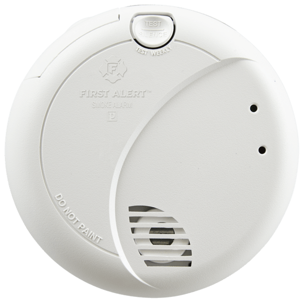 Hardwired Photoelectric Smoke Alarm