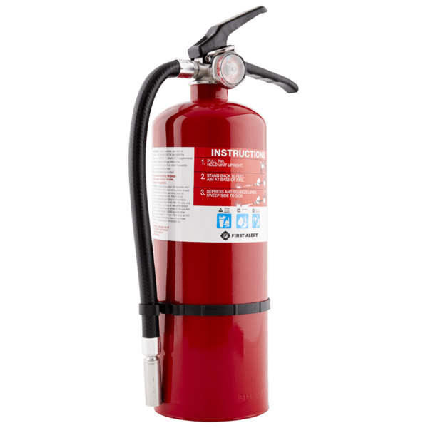 Rechargeable Compliance Fire Extinguisher
