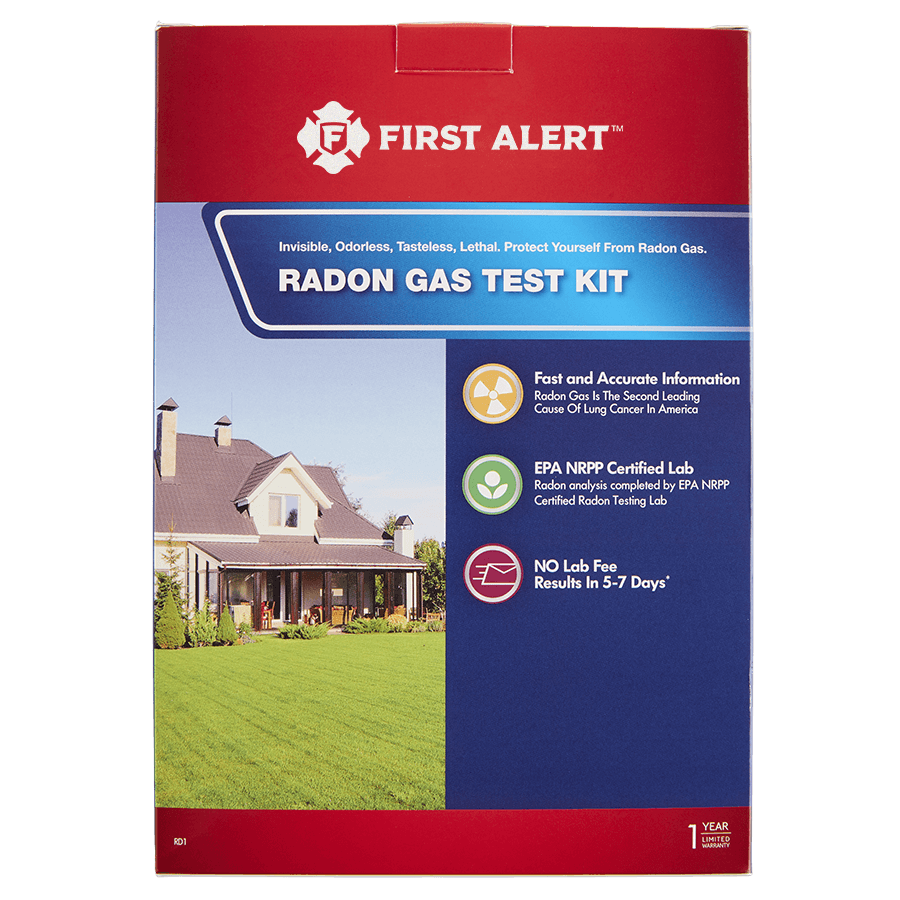 Home Radon Test Kit