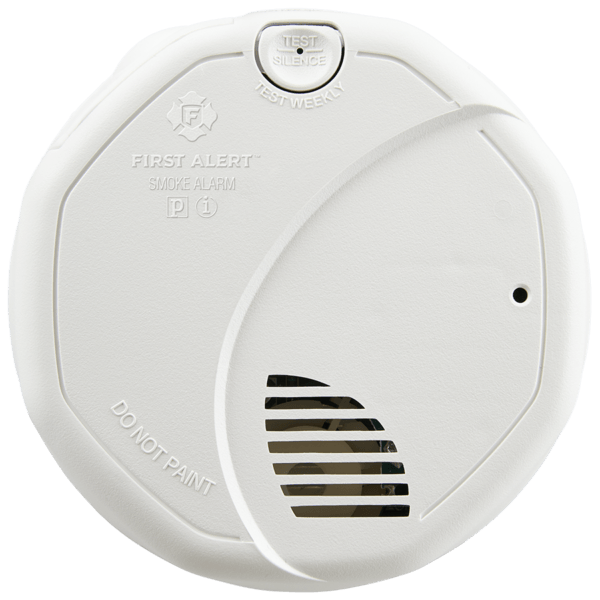 10-Year Battery Dual Sensor Alarm