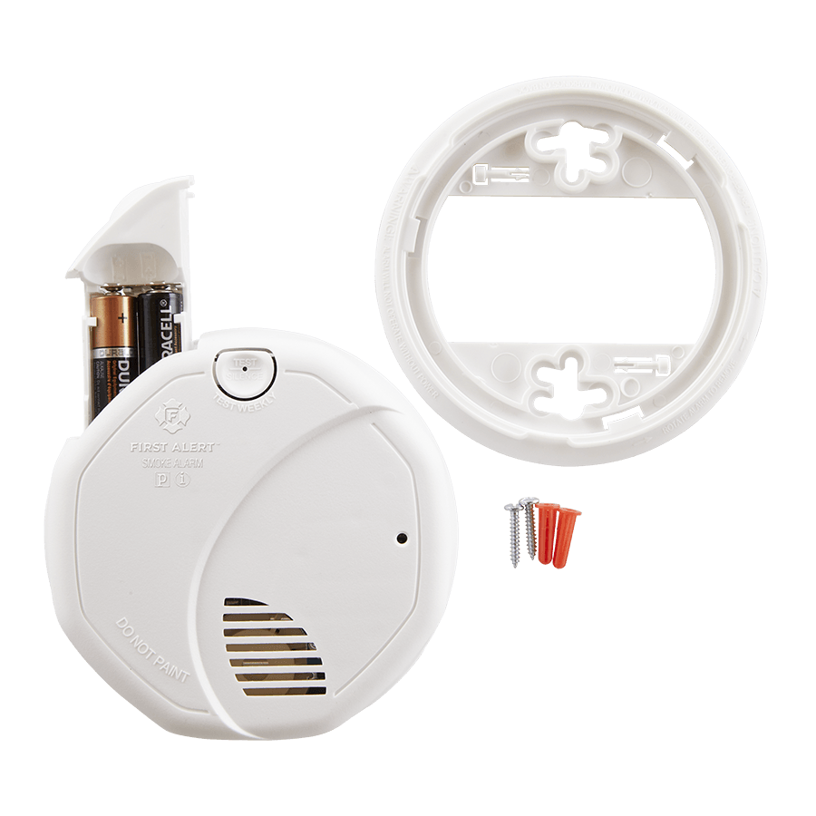 Ultimate Protection Smoke Fire Alarm Battery Operated Sa320cn