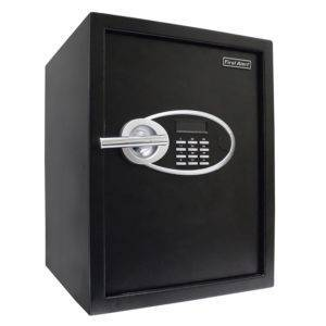 anti-theft safe with digital lock